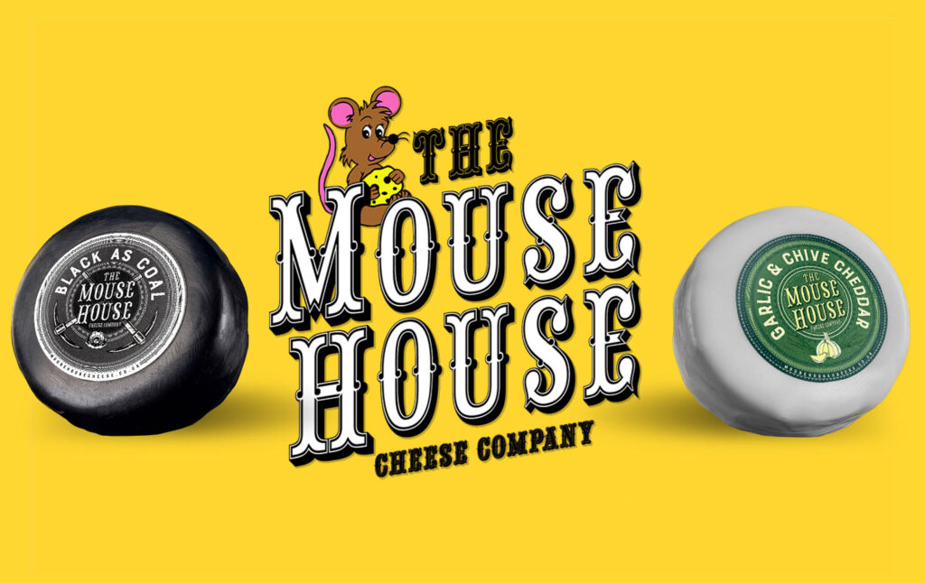 Mouse House Cheese Co.